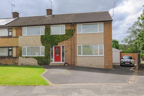 4 bedroom semi-detached house for sale - Arthur Short Close, Whitwell, Worksop