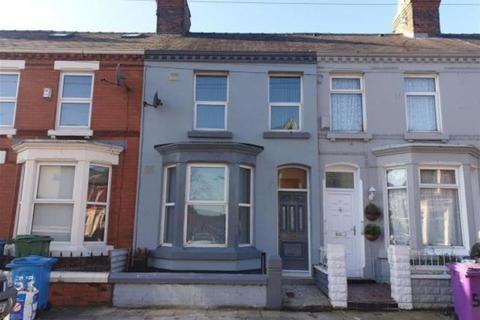 3 bedroom terraced house to rent - Whitland Road, Liverpool