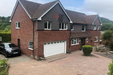 6 bedroom detached house for sale - Rhyddyn Hill, Caergwrle
