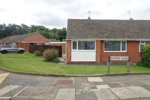2 bedroom semi-detached bungalow for sale - Yiewsley Drive, Darlington, DL3