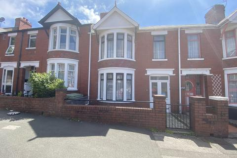 3 bedroom terraced house for sale - Gladstone Road, Barry