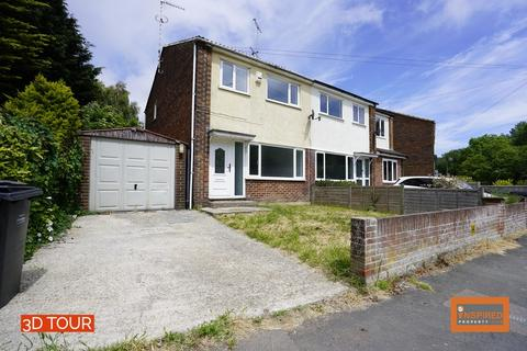 3 bedroom semi-detached house to rent - Stonehouse Drive, St Leonards On Sea