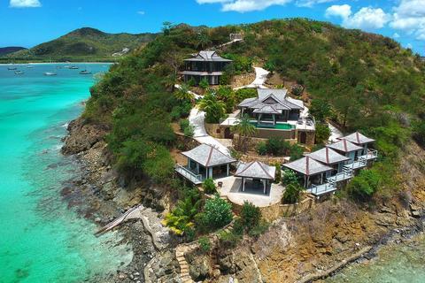 3 bedroom villa - Jolly Harbour, , Antigua and Barbuda
