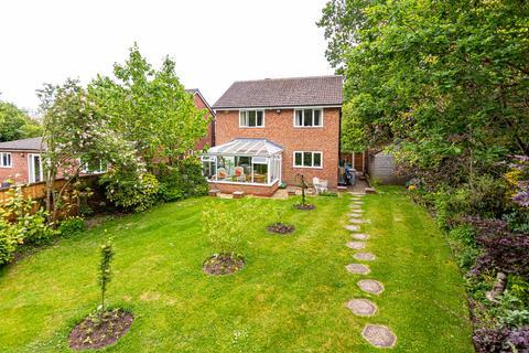 4 bedroom detached house for sale - Brook Farm Close, Partington, Manchester, M31