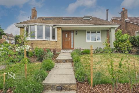 4 bedroom detached bungalow for sale - Hill Drive, Whaley Bridge, High Peak, SK23 7BH