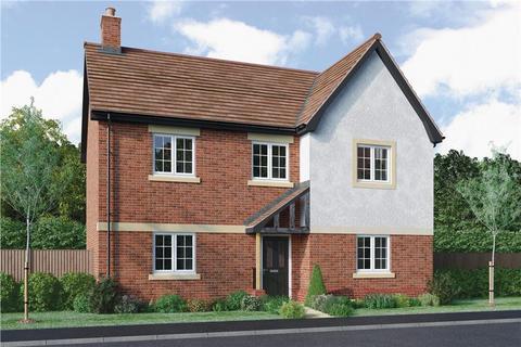4 bedroom detached house for sale - Plot 214, Breedon at Hackwood Park Phase 2b, Radbourne Lane DE3
