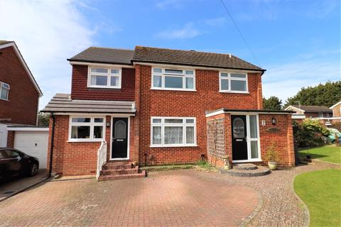 4 bedroom detached house for sale - Spey Close, Worthing