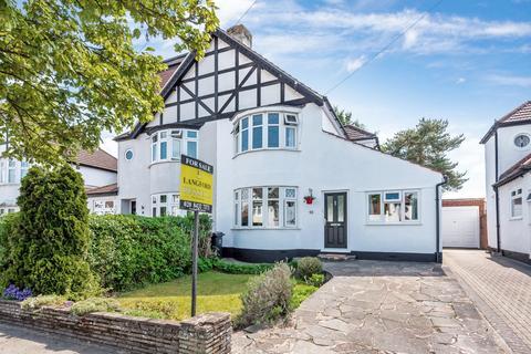 3 bedroom semi-detached house for sale - Queensway West Wickham BR4