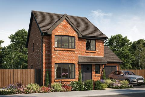 4 bedroom detached house for sale - The Scrivener at Woodgreen, Plessey Road, Blyth NE24