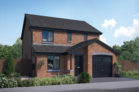 3 bedroom detached house for sale - Plot 140, The Peony at Abbey Heights, North Wallbottle Road, Lower Callerton NE15