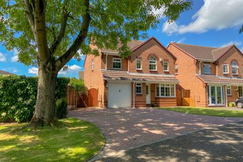 4 bedroom detached house for sale - Masons Place, Newport TF10 7JX