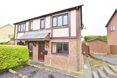 2 bedroom semi-detached house for sale - Tudor gardens, Haverfordwest