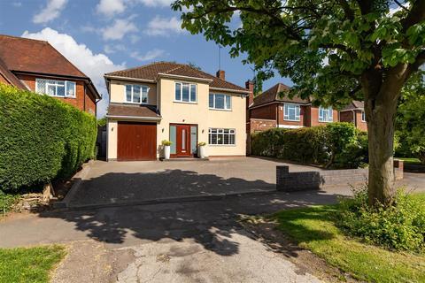 4 bedroom detached house for sale - Lillington Road, Leamington Spa