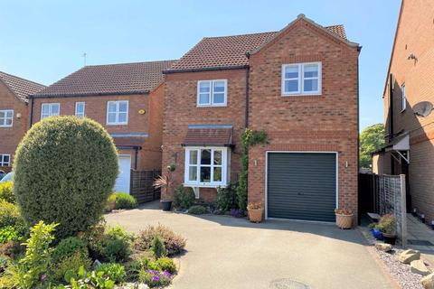 4 bedroom detached house for sale - Wrygarth Avenue, Brough