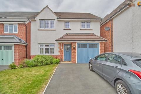 4 bedroom detached house for sale - Rieth Close, Hinckley