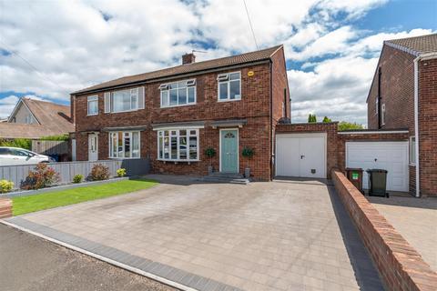 3 bedroom semi-detached house for sale - Princes Road, Brunton Park, Newcastle Upon Tyne