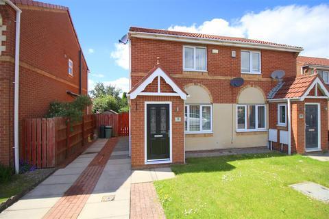2 bedroom semi-detached house for sale - Hartington Way, Darlington