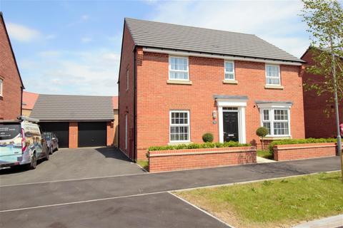 4 bedroom detached house for sale - Fitz Hugh Crescent, Eagle Farm South, Milton Keynes