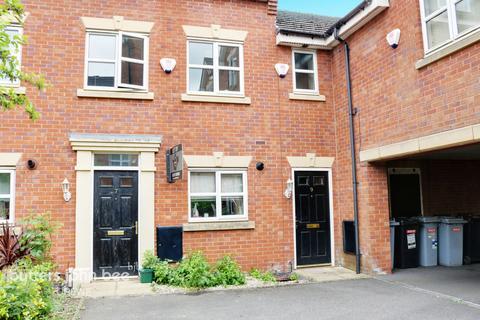 2 bedroom terraced house for sale - Salisbury Close, Crewe