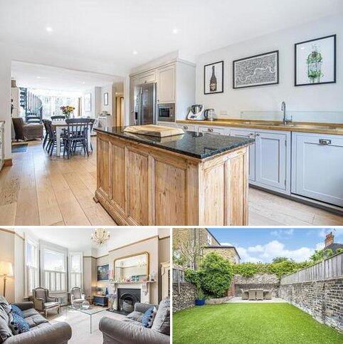 5 bedroom terraced house for sale - Aspley Road, Wandsworth