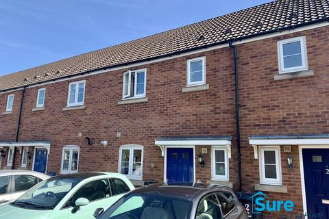 2 bedroom terraced house to rent - Leconfield Drive, Kingsway. GL2