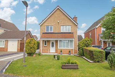 3 bedroom detached house for sale - Brecon Close, Ashington, Northumberland, NE63 0HT