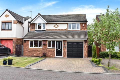 4 bedroom detached house for sale - Sullom View, Garstang, Lancashire, PR3