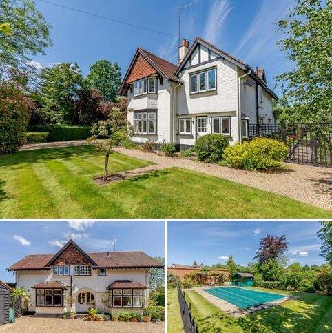 5 bedroom detached house for sale - Lock Avenue, Maidenhead, Berkshire, SL6