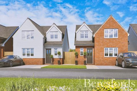 3 bedroom detached house for sale - Toby Way, Behind Essex Road, Romford, RM7