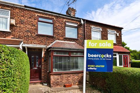 3 bedroom terraced house for sale - Atholl Avenue, Hessle, East Riding Of Yorkshire, HU13