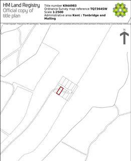Plot for sale - Plot B & C Plot 379 Hill Road, Wouldham, Rochester ME1 3RP