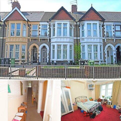 3 bedroom terraced house for sale - WHITCHURCH ROAD, HEATH/GABALFA, CARDIFF