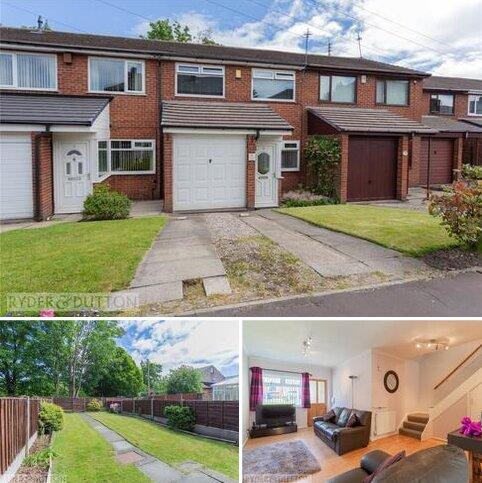 3 bedroom townhouse for sale - Captain Fold, Heywood, Lancashire, OL10