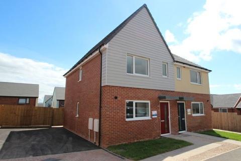 3 bedroom semi-detached house to rent - George Barton Close, Bucknall