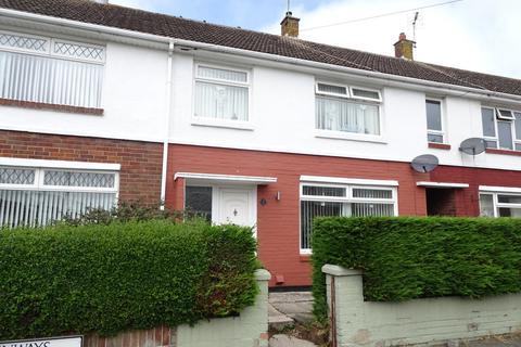 3 bedroom terraced house for sale - GREENWAYS, PORTHCAWL, CF36 5ER