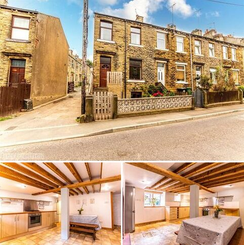 2 bedroom end of terrace house for sale - Ravensknowle Road, Ravensknowle, Huddersfield, West Yorkshire, HD5