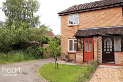 2 bedroom semi-detached house for sale - Potts Close, Kenilworth