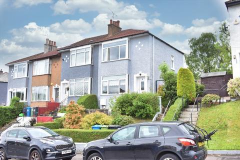 2 bedroom end of terrace house for sale - Stamperland Gardens , Clarkston , Glasgow, G76 8LP