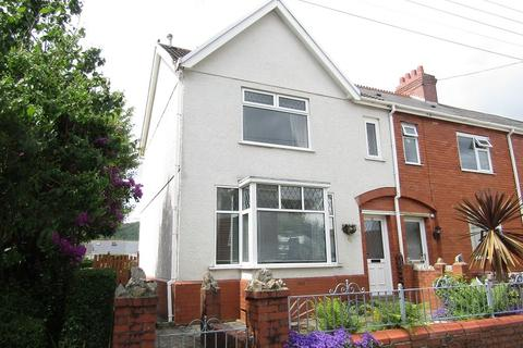 3 bedroom end of terrace house for sale - Grove Road, Clydach, Swansea, City And County of Swansea.