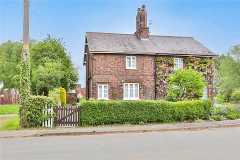 2 bedroom semi-detached house for sale - Main Street, Swine, Hull, HU11