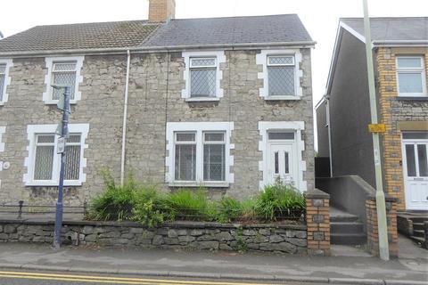 3 bedroom semi-detached house for sale - Ffald Road, Pyle, Bridgend, Bridgend County. CF33 6AD