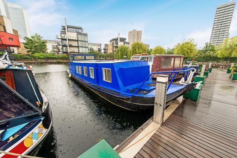 1 bedroom houseboat for sale - Poplar Dock Marina, Poplar, E14