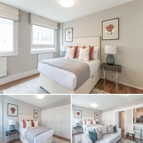 Studio to rent - 3 Abbey Orchard Street, London SW1P