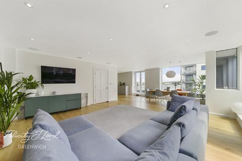 3 bedroom apartment for sale - Drew House, Wharf Street, London, SE8 3GG