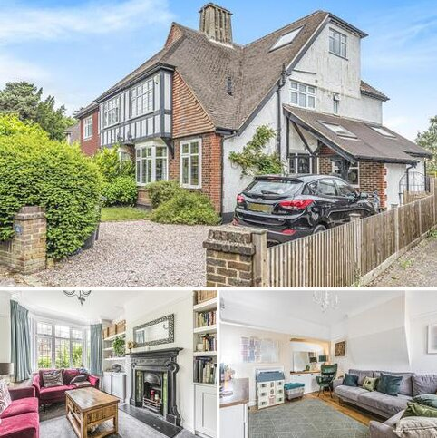 4 bedroom semi-detached house for sale - West Common Road, Hayes
