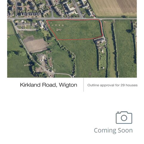 Land for sale - Wigton CA7