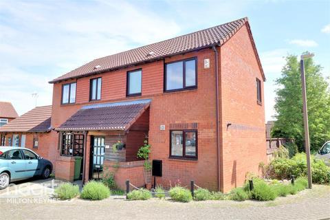 2 bedroom semi-detached house for sale - Buzzacott Lane, Furzton