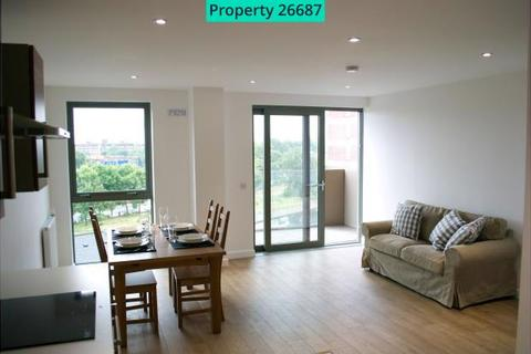 1 bedroom flat to rent - Halley Street, London, E14 7SS