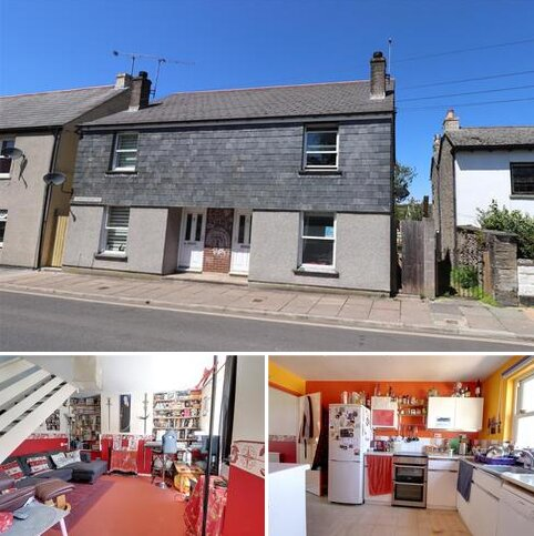 2 bedroom semi-detached house for sale - Lower Bore Street, Bodmin