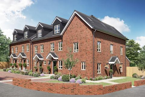 3 bedroom townhouse for sale - Highfields, Newbold, Chesterfield, S41